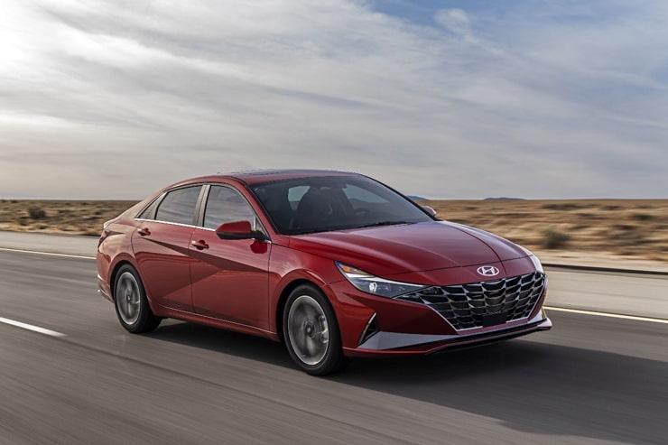 Hyundai Elentra 2021 Teknik Özellikleri