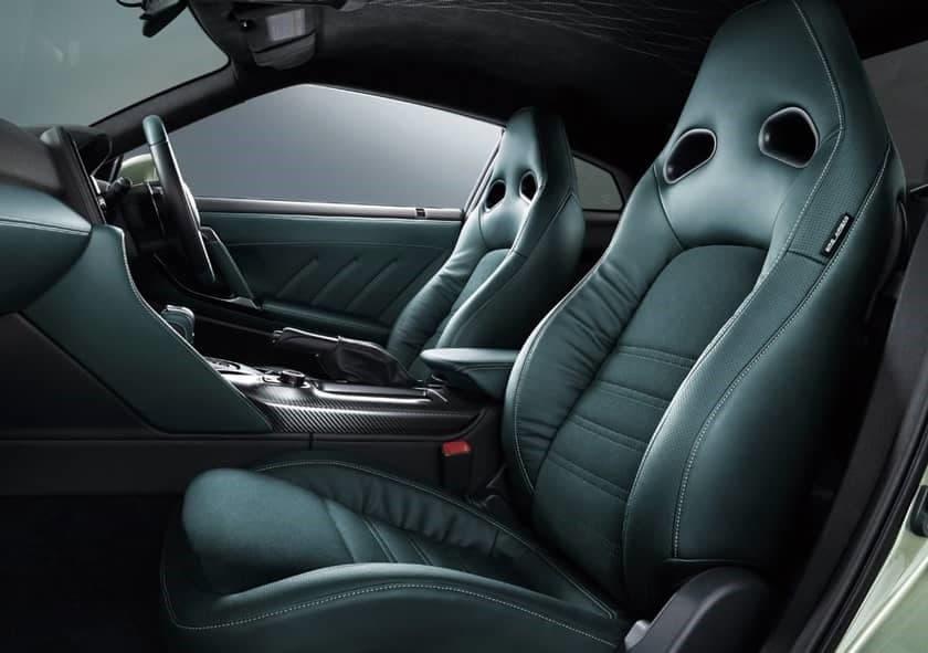 Nissan GTR R35 SPEC